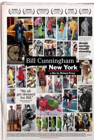 Bill Cunningham New York sets an impact on photographers'