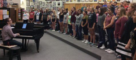 Meet the new choir director