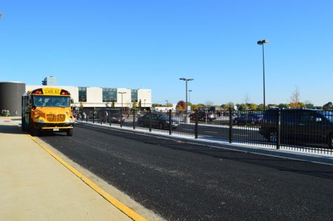 The new roundabout optimizes efficiency
