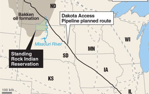 North Dokta Pipeline reroute is a win for Native Americans