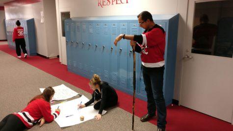 Teacher Oscar Flores shares memories about military experience