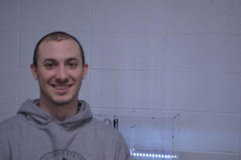 Antony Volgi's first teaching year at PHS
