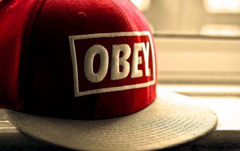OBEY propaganda through fashion