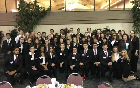 Palatine HOSA goes to State