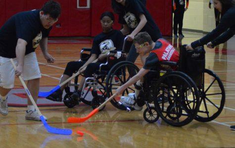 Slideshow: Floor hockey tournament