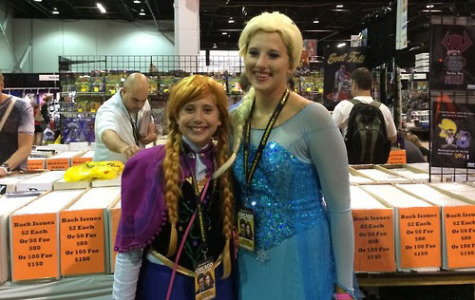 Pop culture fans celebrate Wizard World Chicago