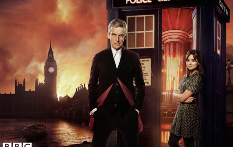 Peter Capaldi brings a new look to 'Doctor Who'