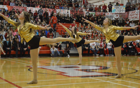 Thrills and chills with Orchesis