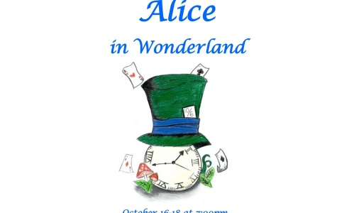 "Palatine actors take on ""Alice in Wonderland"""