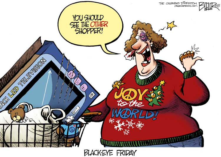 Black Friday: A shopper's dream or nightmare?