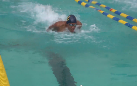 Swimmer breaks Michael Phelps' record at just 16