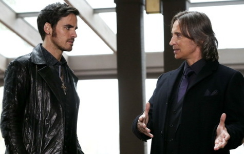 'Once Upon a Time' concludes with 'Heroes and Villains,' but mostly villains