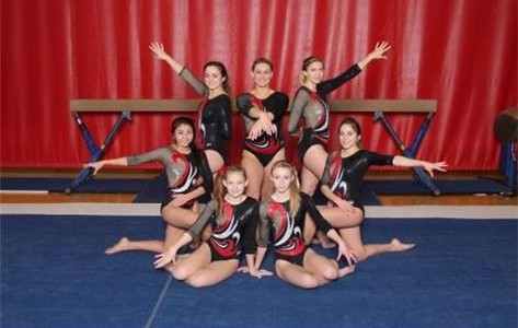 Recap of girls gymnastics season up to Regionals