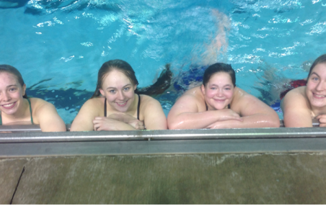 Girls water polo aims to dominate the pool
