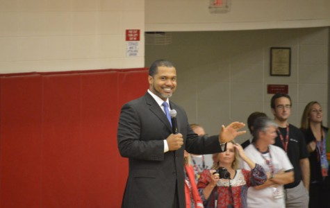 Manny Scott returns to Palatine