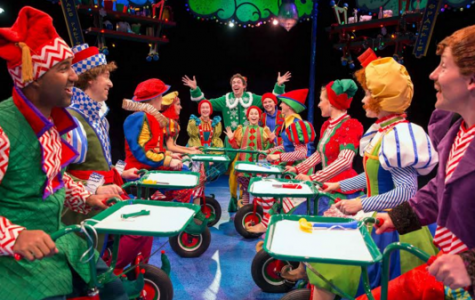 'Elf: The Musical' spreads Christmas cheer