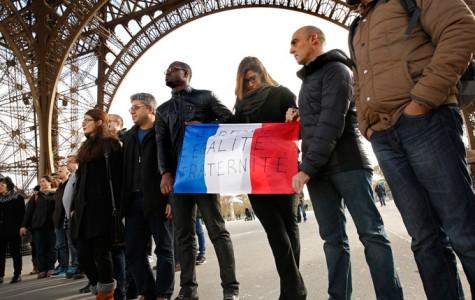 Attacks leave Paris dazed but resilient