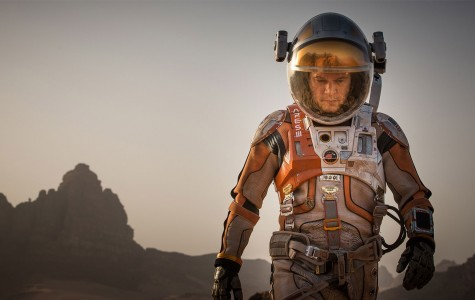 'The Martian' is out of this world