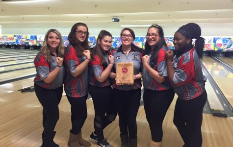 Girls bowling ends strong