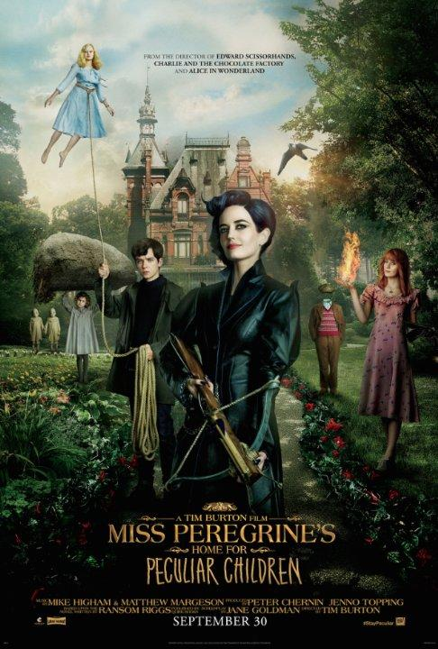 Miss+Peregrin%27s+Home+For+Peculiar+Children+has+audiences+excited+for+the+upcoming+movie.+