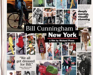 Bill Cunningham New York sets an impact on photographers'