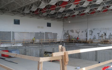 PHS pool getting a new look