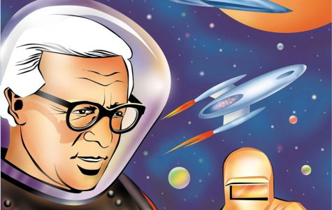 Through the eyes of Ray Bradbury