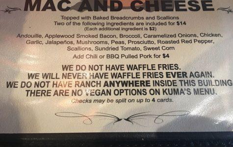 Kuma's Corner pleases customers