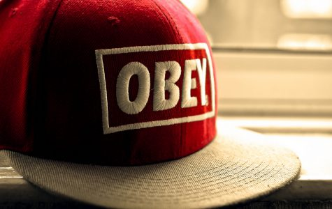 OBEY propaganda through fashion
