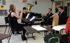 PHS Musicians go to IHSA Solo/Ensemble