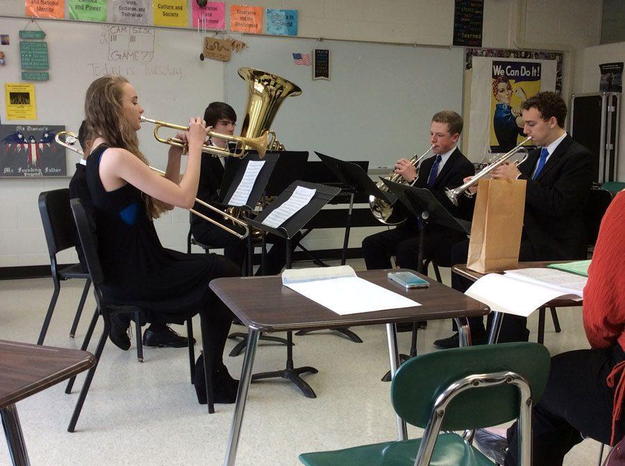 PHS+Brass+Quartet%2C+Q5