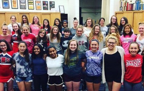The upcoming choir concert brings students together