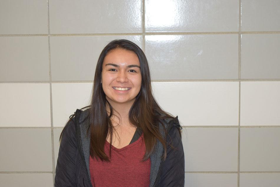 Future marine Alexandra Ramirez
