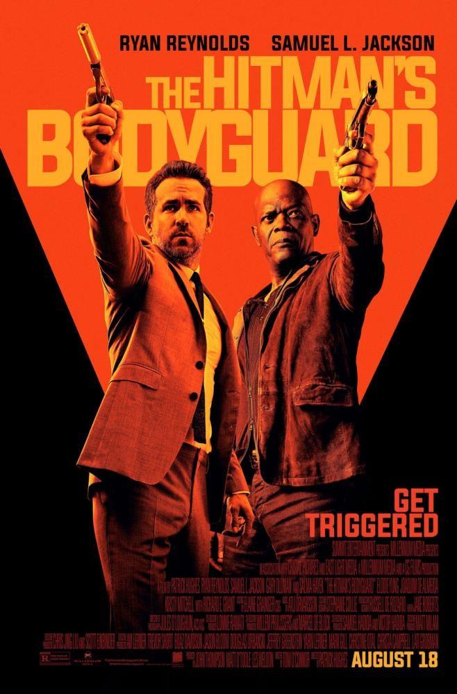 The Hitman's Bodyguard is high octane fun
