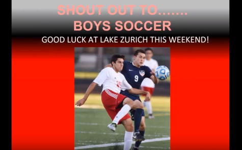 Shout Outs – January 12, 2018