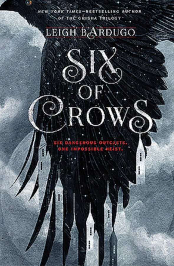 Leigh+Bardugo+releases+teen+novel+Six+of+Crows+