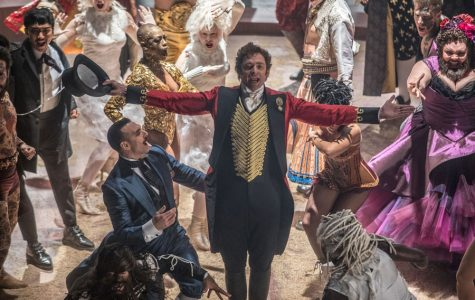 "The Greatest Showman has viewers ""dreaming with their eyes wide open"""
