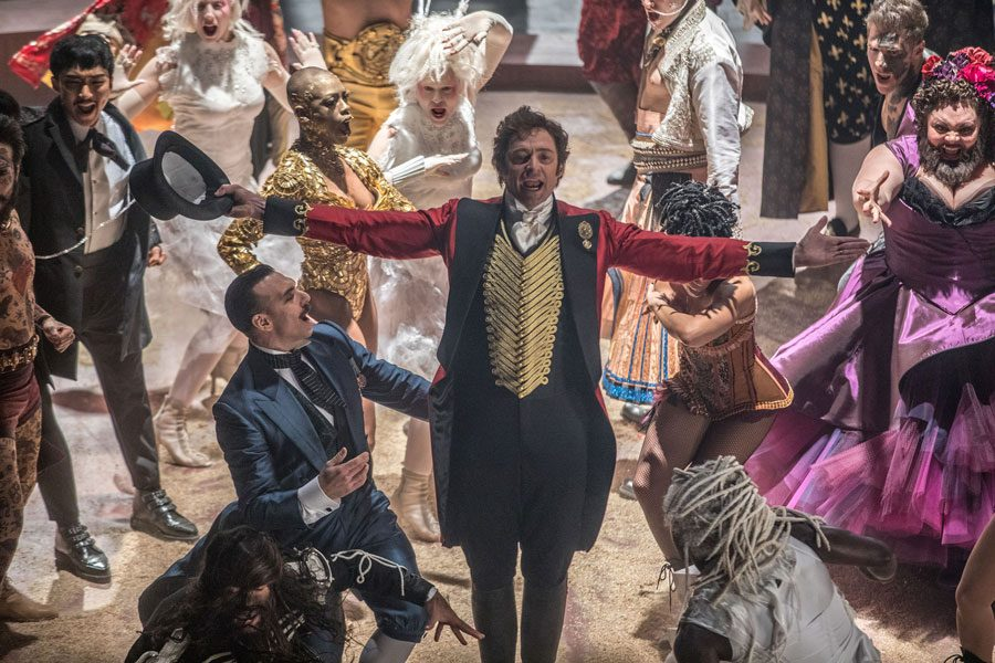 Hugh+Jackman+in+the+film%2C+%22The+Greatest+Showman.%22