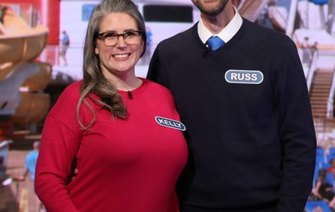 Russell Horvath appears on Wheel of Fortune