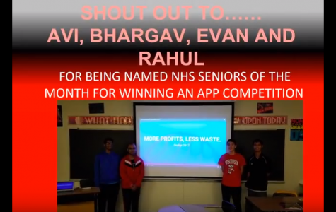 Palatine High School seniors create a new app
