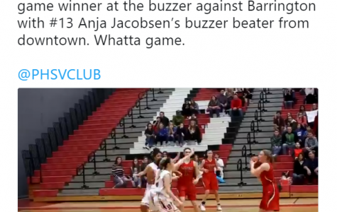 Another game, another game winning shot!