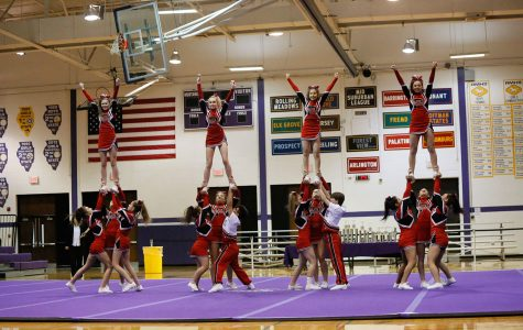 Cheerleading lacks the recognition it deserves as an IHSA sport.