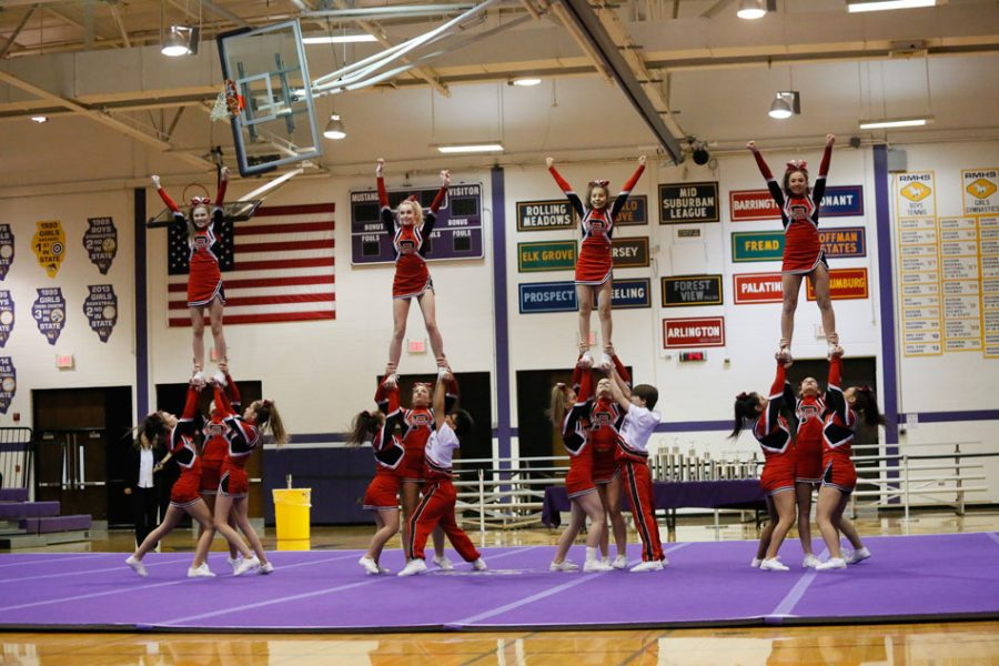 Cheerleading+lacks+the+recognition+it+deserves+as+an+IHSA+sport.
