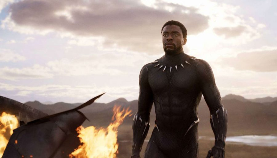 Black Panther has made over $404 million dollars worldwide in it's opening weekend.