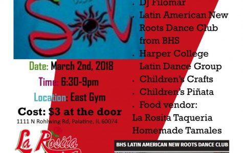 Come to the Fiesta del Sol celebration!