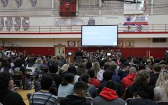 PHS students organize voluntary Never Again assembly