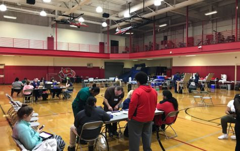 PHS hosts second blood drive this year