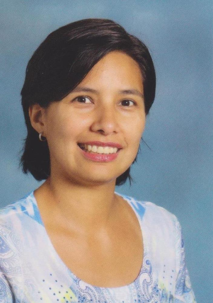 Math teacher Jessica Torres.