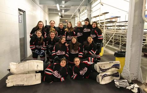 Prohibiting female hockey players from checking is a disadvantage and safety hazard.