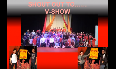 Shout outs – March 23, 2018